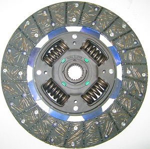 Clutch disc or plate